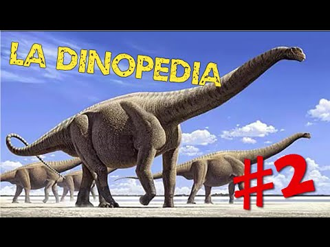 La Dinopedia de chimmy! #2  Hoy: Argentinosaurus
