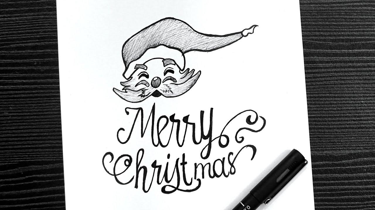 Drawing For Christmas Cute Christmas Drawings Merry Christmas Drawing