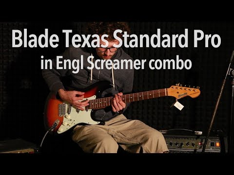 review - Blade Texas Standard Pro