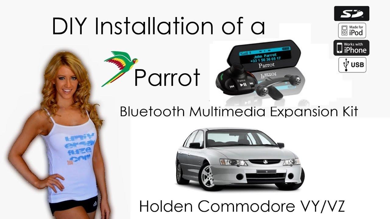 parrot bluetooth mki9200 wiring diagram 2000 chevy 1500 radio holden vy vz commodore mki usb ipod kit