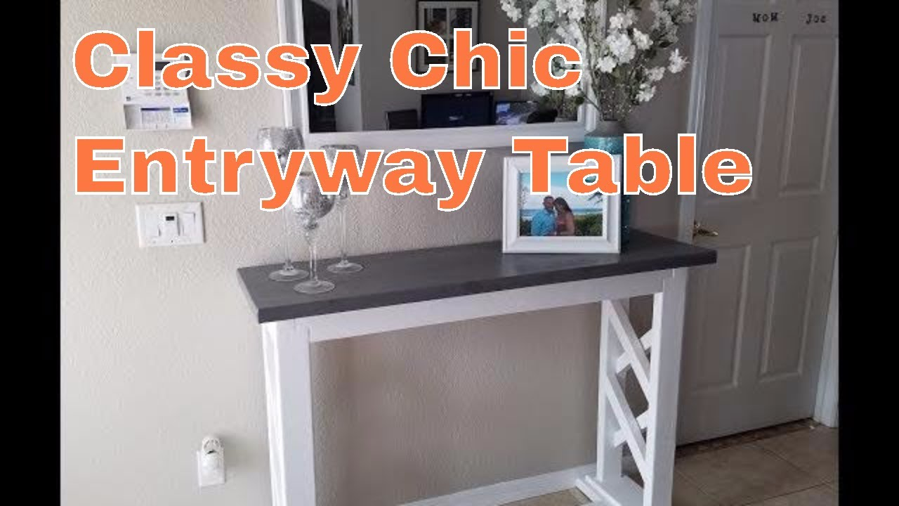 products reclaimed door entry wood table way the nail entryway spotted rusted barnwood