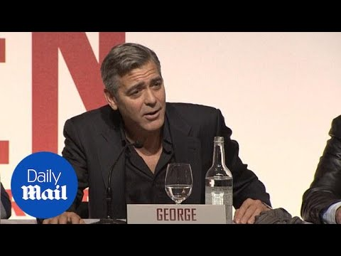 George Clooney's call for the Elgin Marbles return to Greece - Daily Mail