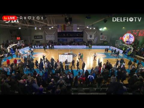 Live/ Vytautas vs Zalgiris #2