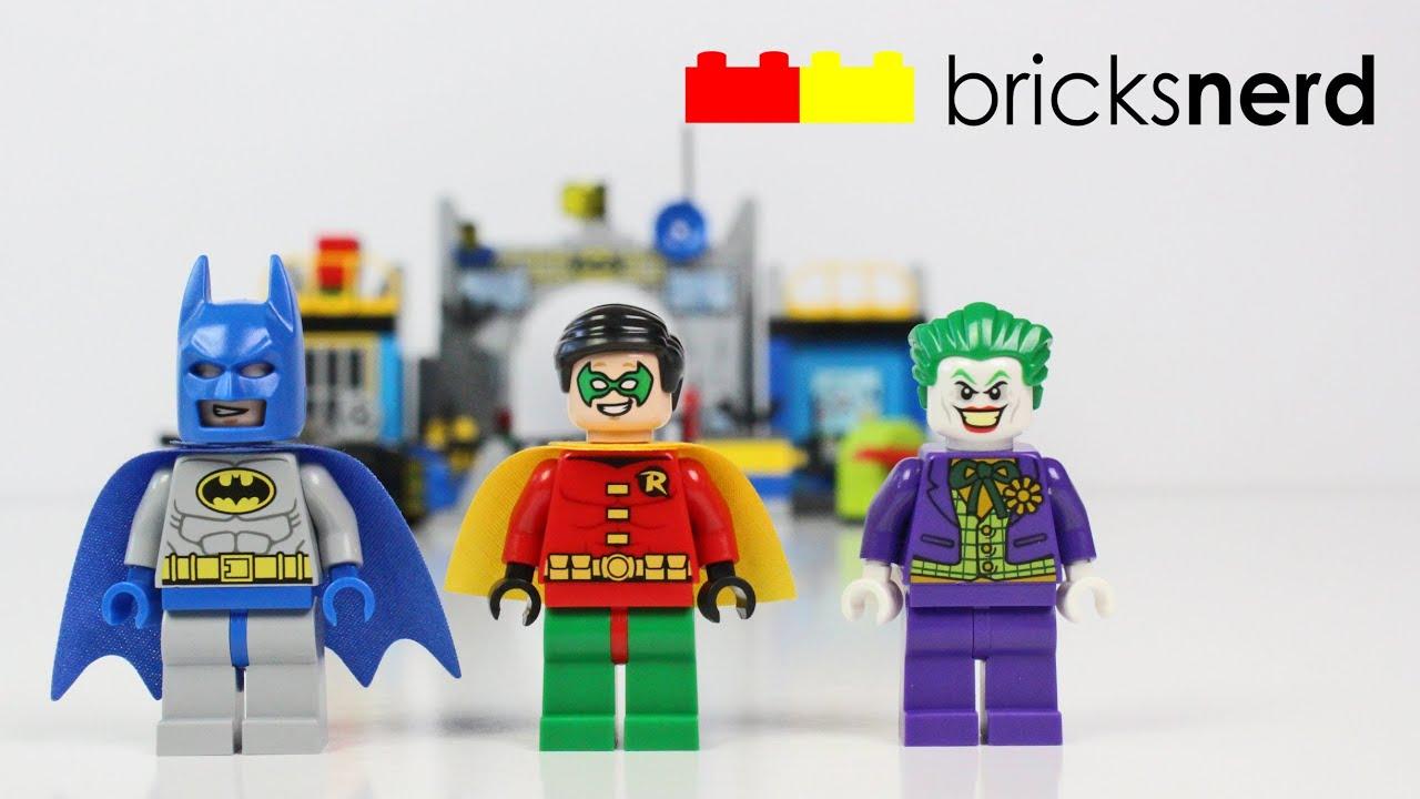 LEGO Batman: Defend the Batcave (10672) Juniors Review ...