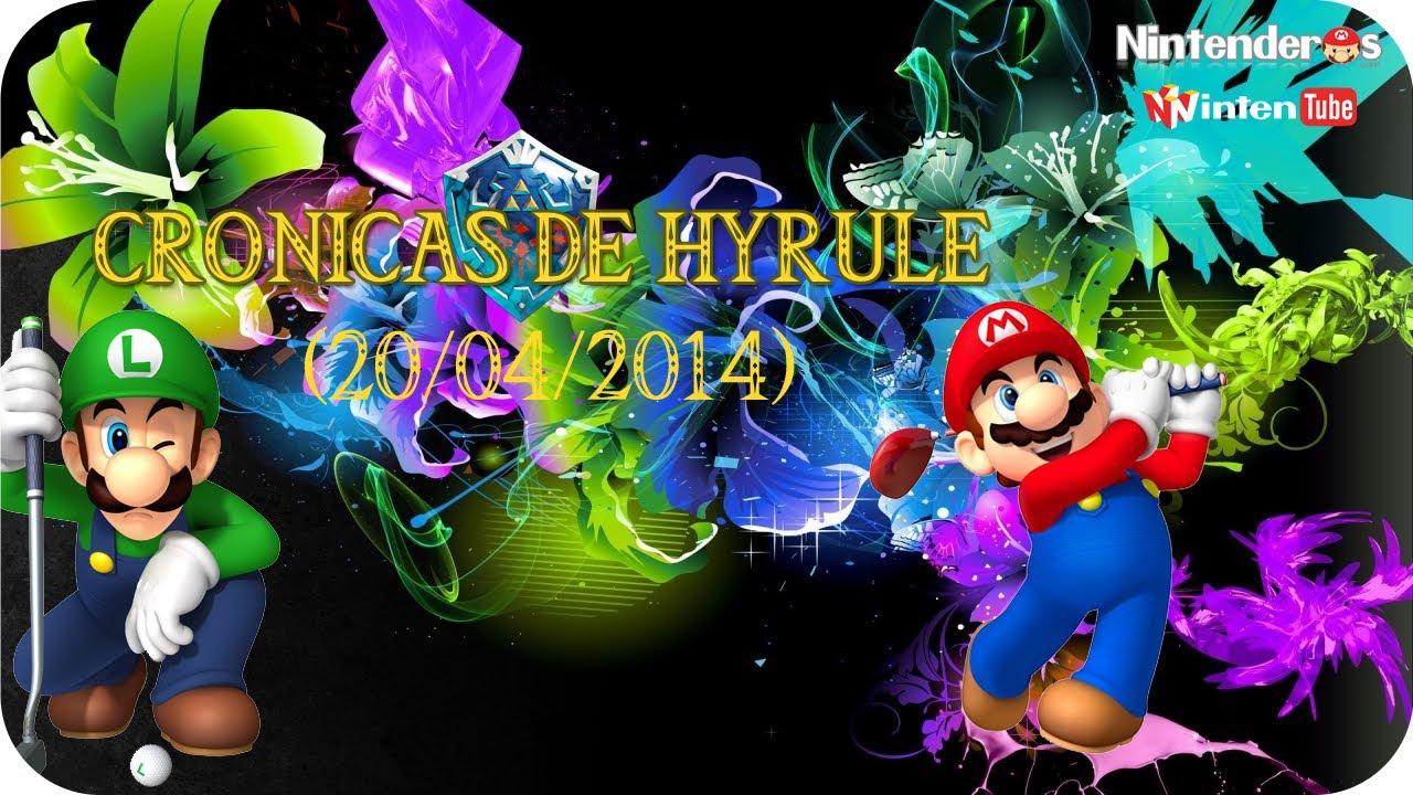 Crónicas de Hyrule (27/04/2014)