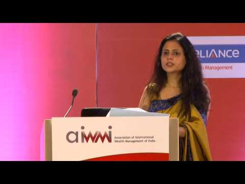 Ms. Arpita Vinay - Senior Vice President, Centrum Wealth Management