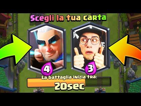 PROVIAMO L'ARCIERE MAGICO! LEGGENDARIA Clash Royale