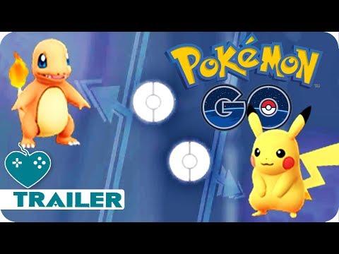 POKÈMON GO Trading Trailer (2018) New Features!