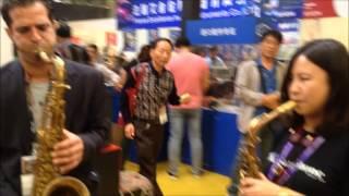 TK薩克斯風歡明年各位一起來上海玩喔 現場花絮 thumbnail