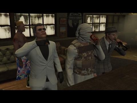 GTA - Barefoot Bandit's Backyard Brawl
