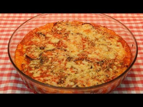 Receta fácil de berenjenas a la Parmesana