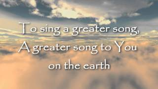 Watch Paul Baloche A Greater Song video