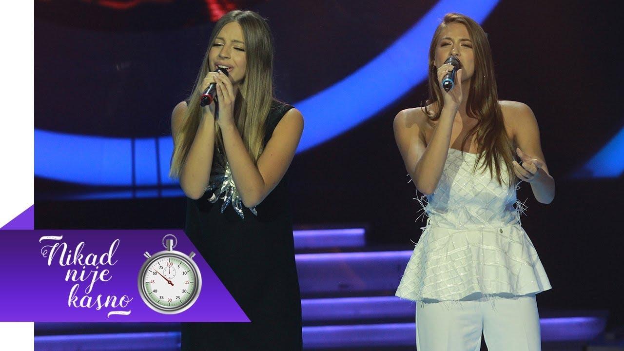 Jovanka Radojicic i Marija Petrovic - Oro - (live) - NNK - EM 06 - 27.10.2019