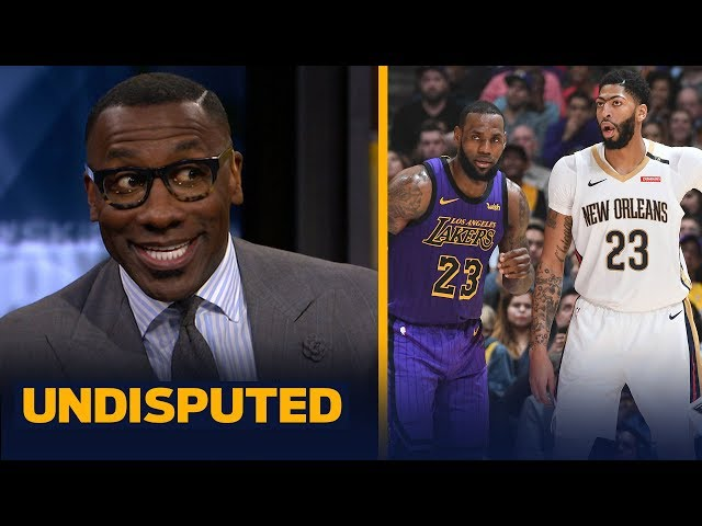 Skip and Shannon react to LeBron James reportedly giving No. 23 to Anthony Davis | NBA | UNDISPUTED