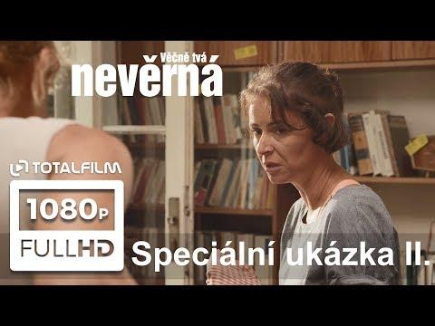 Věčně tvá nevěrná (2018) ukázka Cibulková a Vlasáková