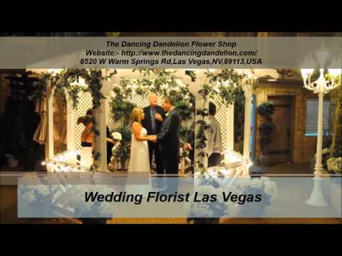 The Dancing Dandelion Flower Shop : Las Vegas Flower Shop