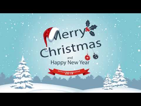 MERRY CHRISTMAS NEW YEAR 2021 Happiness to every home HD футаж скачать бесплатно free download