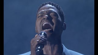 Powerful Voice Johnny Manuel Stuns Judges and Audience  | Quarter Finals | America