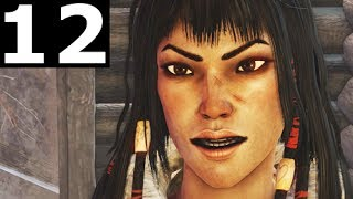 Syberia 3 Part 12 - Youkol Temple, Chair & Mirror Puzzle - Walkthrough Gameplay (No Commentary)