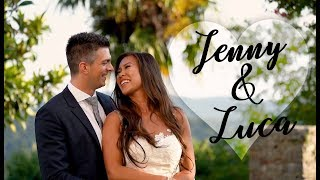 Wedding Jenny & Luca