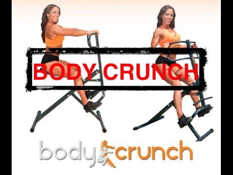 Como bajar de peso con total crunch