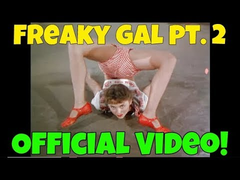 Freaky Gal Pt. 2 Official Video! (Caspian Montgomery Cut!) FREE WORLD BOSS!