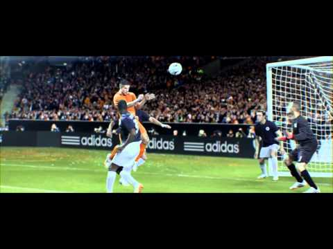 2014 FIFA World Cup Brasil Commercial by Adidas - The Dream all in or nothing
