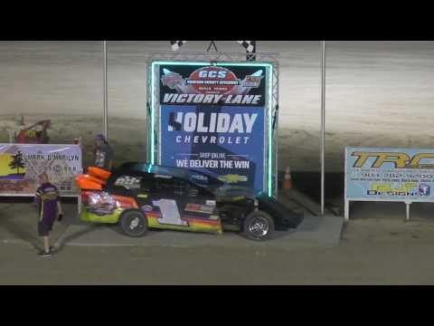 Eco-Mod A-Main Grayson County Speedway 8.18.18