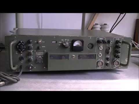 "Military electronics teardown: ME-100A RITA  ""Coquelet"" radio telegraphy transcoder"