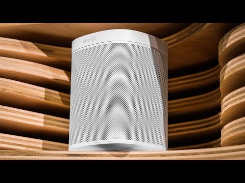 Download Youtube: Sonos One hands on