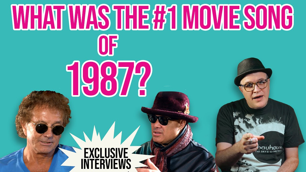 The Story of 1987's #1 Movie Song | Pop Fix | Professor of Rock