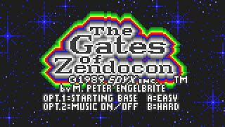 Atari Lynx Longplay [12] The Gates of Zendocon