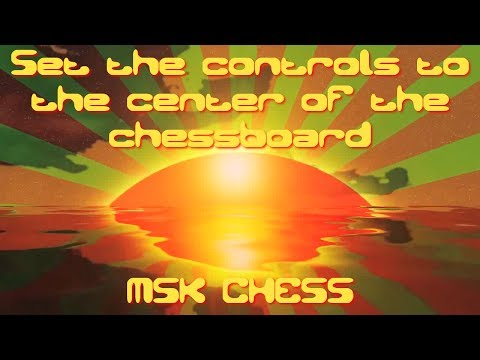Chess Lesson: Play in the center