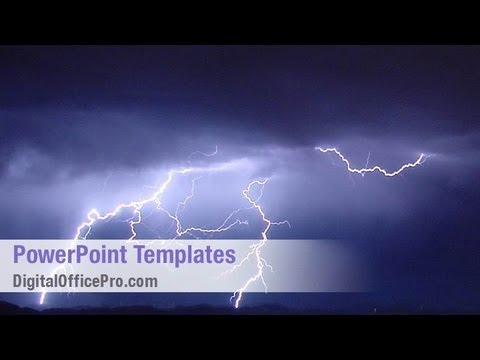 Thunder storm powerpoint template backgrounds digitalofficepro thunder storm powerpoint template backgrounds digitalofficepro 09730w toneelgroepblik Gallery