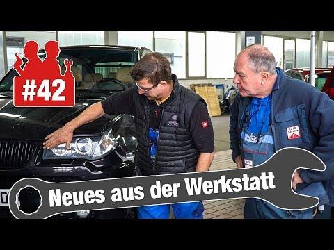 Elektronikprobleme: BMW macht dauernd selbständig Lichthupe