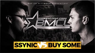BMCL RAP BATTLE: SSYNIC VS BUY SOME (OPENAIR FRAUENFELD)