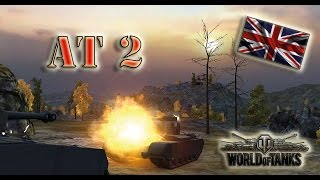 World Of Tanks /// AT-2 - Ace Tanker, Patrol Duty, High Caliber