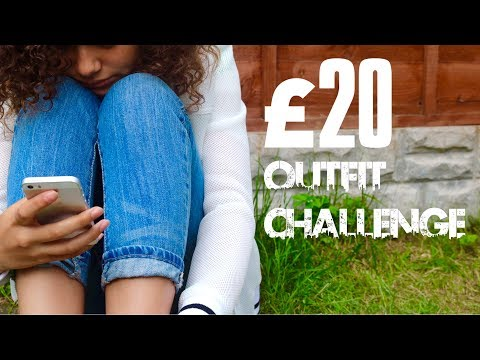 Tomboy Teen Fashion Tween Fall Outfits Ideas 2017  Everything5Pounds Challenge  Ambi C Vlog