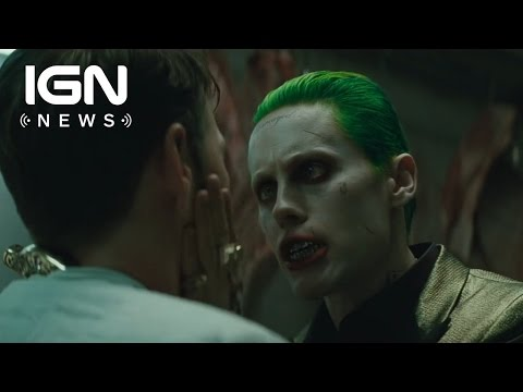 Joker Actor Jared Leto Reportedly Feels He Was 'Tricked' Into Suicide Squad - IGN News