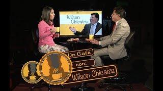 Un Café Con Wilson Chicaiza