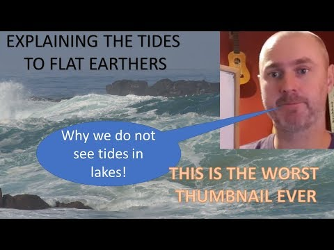 Explaining the tides to flat earthers Mp3