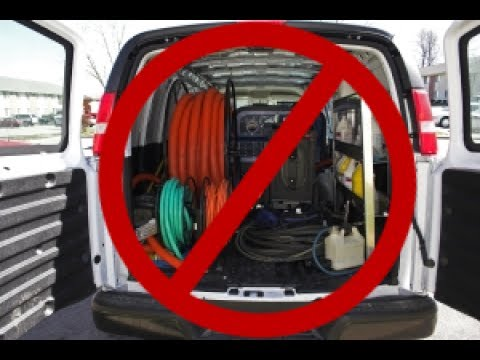 Carpet Cleaning Business WITHOUT A TRUCK MOUNT | Affordable Carpet Cleaning Business