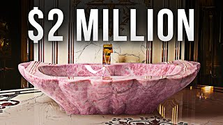 The World's Most Expensive Bathtub