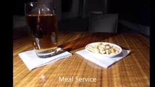 cathay pacific first class review new york to vancouver jfk yvr