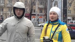 Крым- наш? Мариупольцы знают, как вернуть Крым Украине