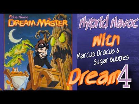 Little Nemo The Dream Master -  Dream 4 - Night Sea
