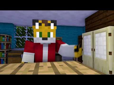 Майнкрафт анимация от фурри!!! - YouTube