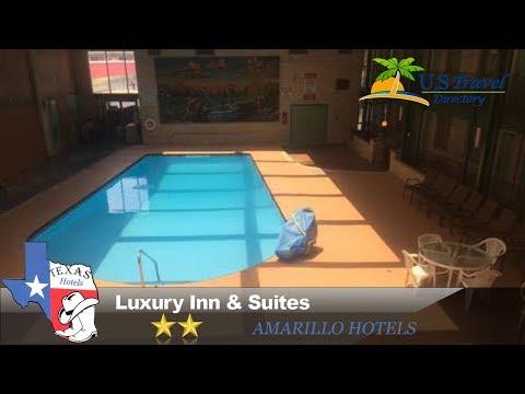 Luxury Inn & Suites - Amarillo Hotels, Texas