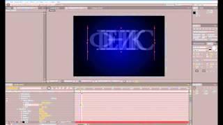 Мой первый Видео-урок по  Adobe After Effects CS4 (Создание эффективной текстовой анимации )