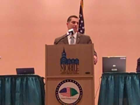 Gulf Spill Disaster Summit Bill Lorey Opening Address